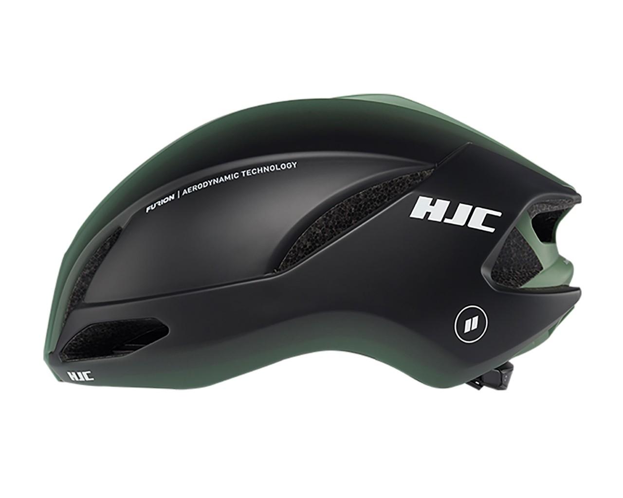 HJC Furion 2.0 Rennrad Helm | matt fade olive