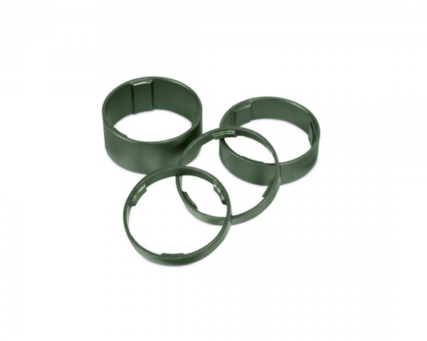 Cube RFR Spacer - Set | green