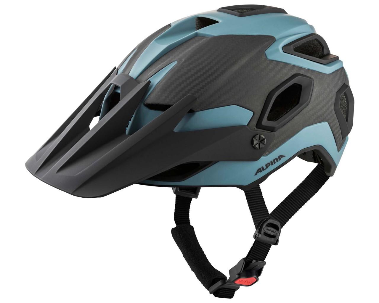 Alpina Rootage - MTB Fahrradhelm   dirt-blue matt