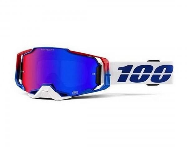100% Armega Brille hiper - Antibeschlag und Spiegelglas | Genesis