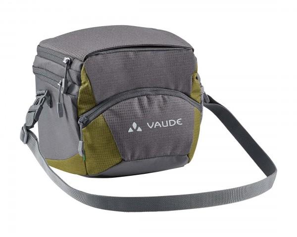 Vaude OnTour Box M (KLICKfix ready) 4 Liter Lenkertasche | iron-bamboo