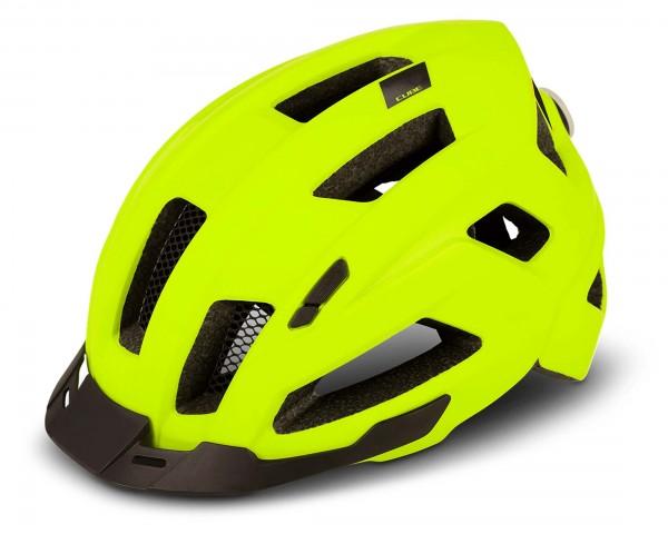 Cube Helmet CINITY Trekking | yellow