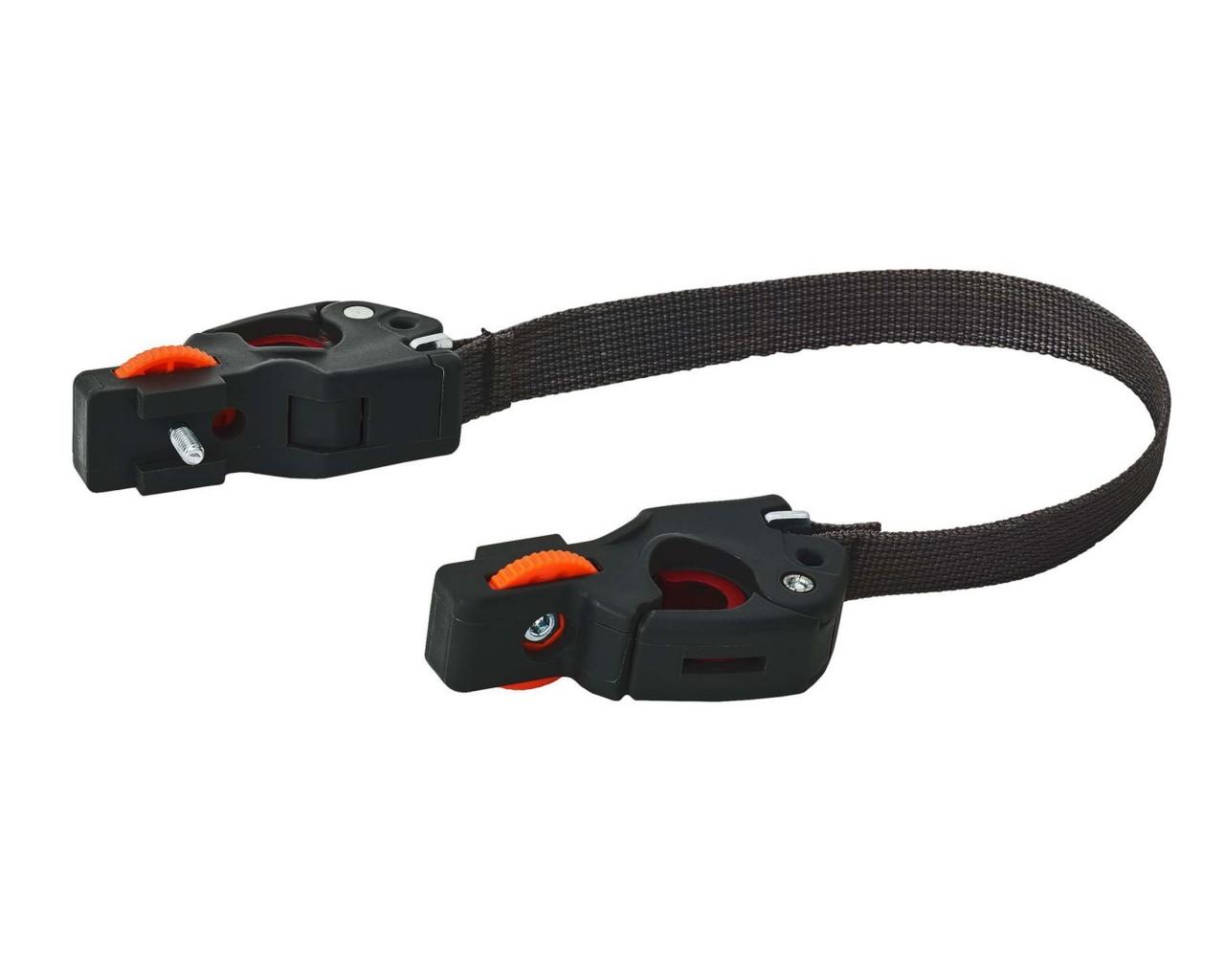 Vaude QMR Ersatzhaken 2.0 mit Griffschlaufe (1 Stück) | black