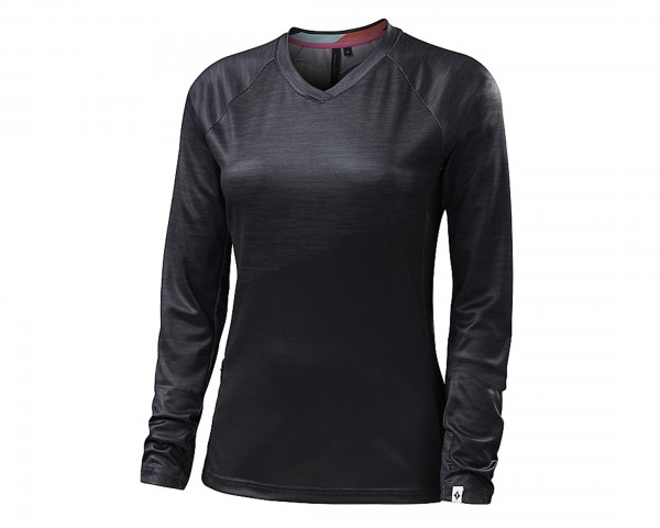 Specialized Andorra Comp Jersey Women langarm | black