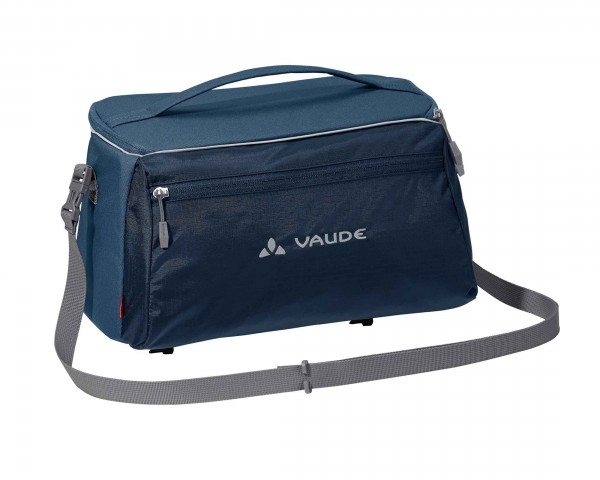 Vaude Road Master Shopper rack bag | marine