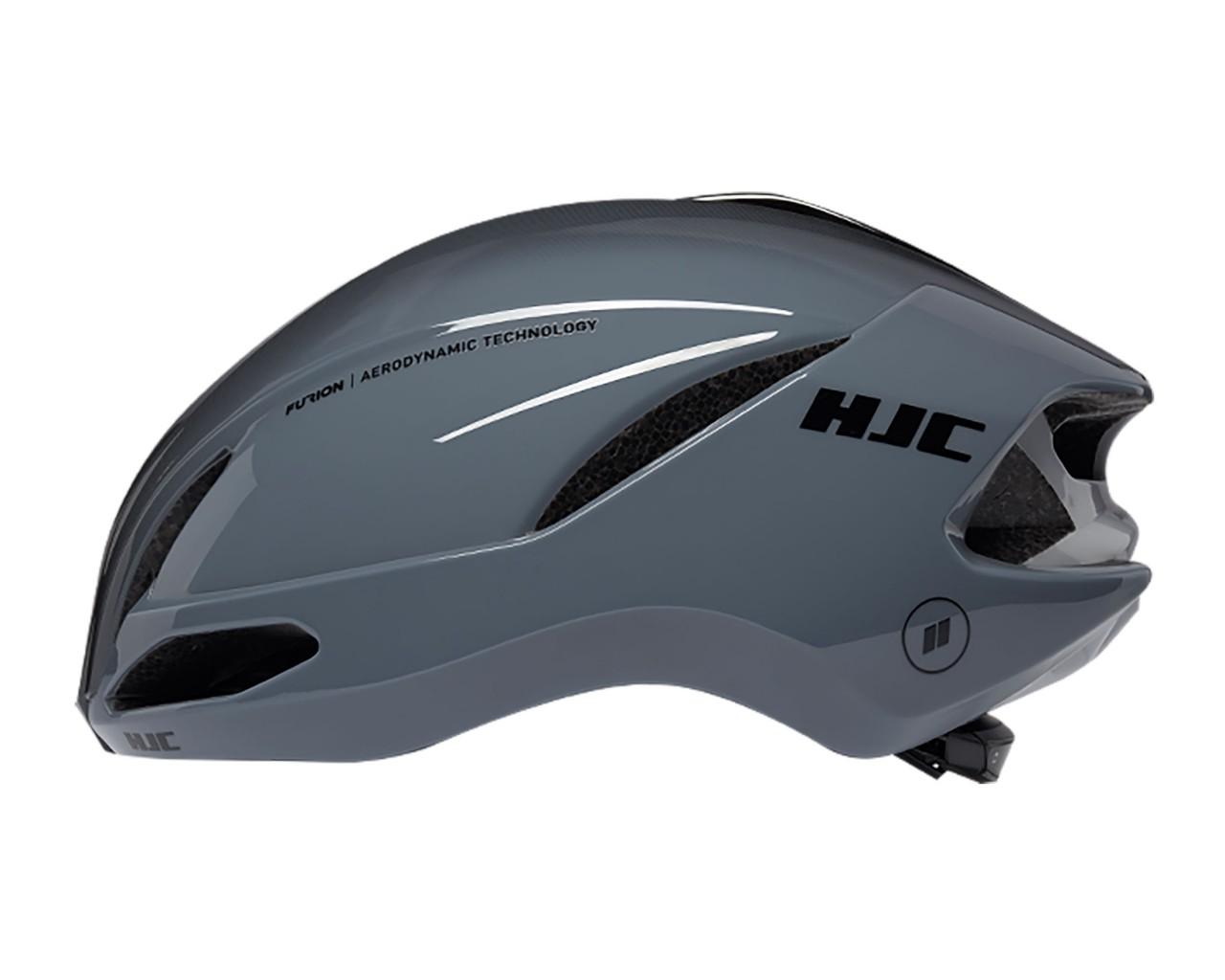 HJC Furion 2.0 Road Helmet   matt-gloss fade grey