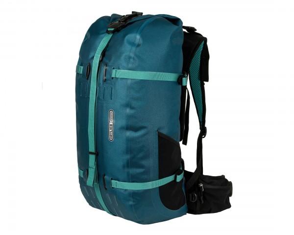 Ortlieb Atrack ST 34 litres waterproof Women Backpack PVC free | petrol