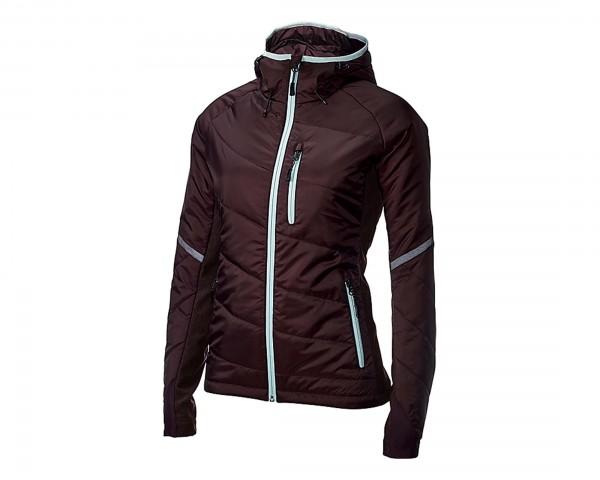 Specialized Womens 686 x Tech Insulator Jacket   black ruby