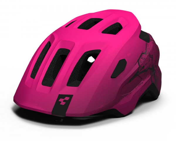 Cube LINOK Youth Helmet | berry
