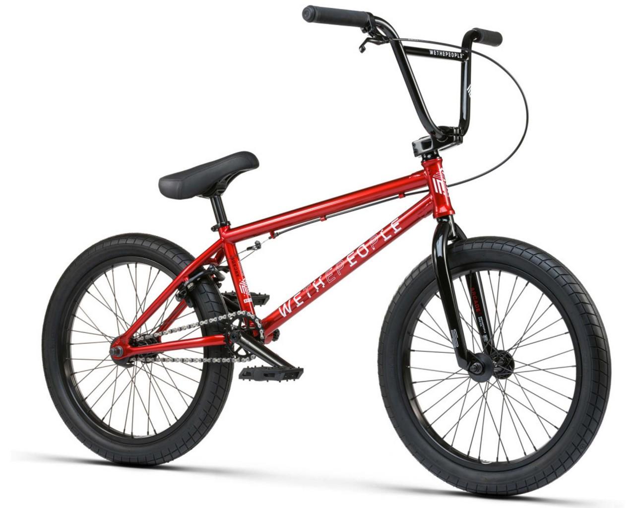 Wethepeople Arcade 20 inch - BMX Bike 2021   candy red