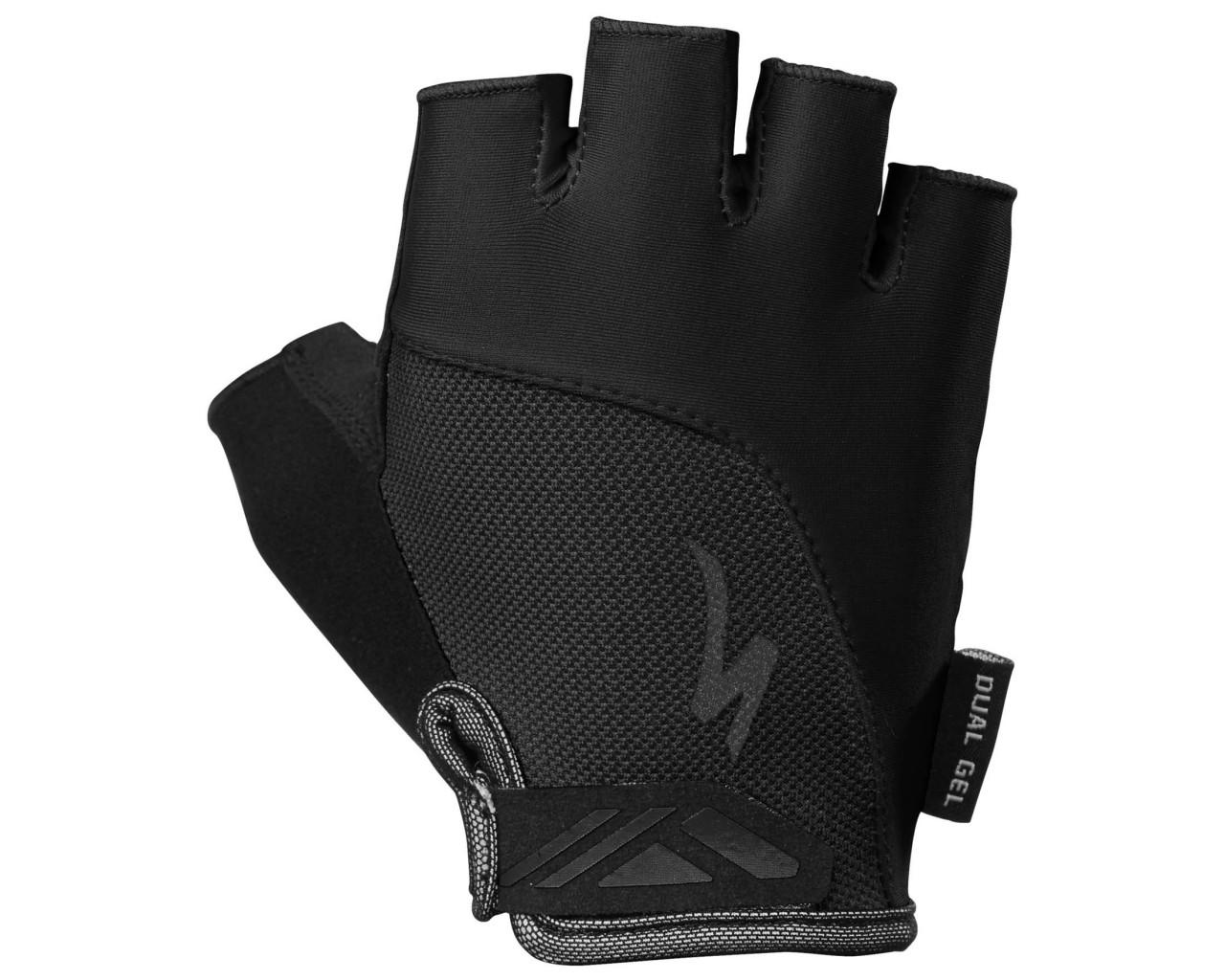 Specialized Body Geometry Dual-Gel Damen Handschuhe kurzfinger | black