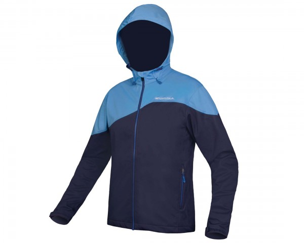 Endura SingleTrack Softshell Jacke | marineblau
