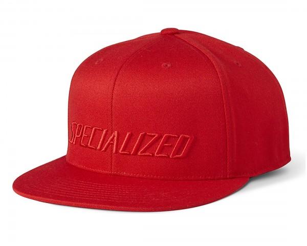 Specialized Podium Hat - Premium Fit Baseball Cap   red