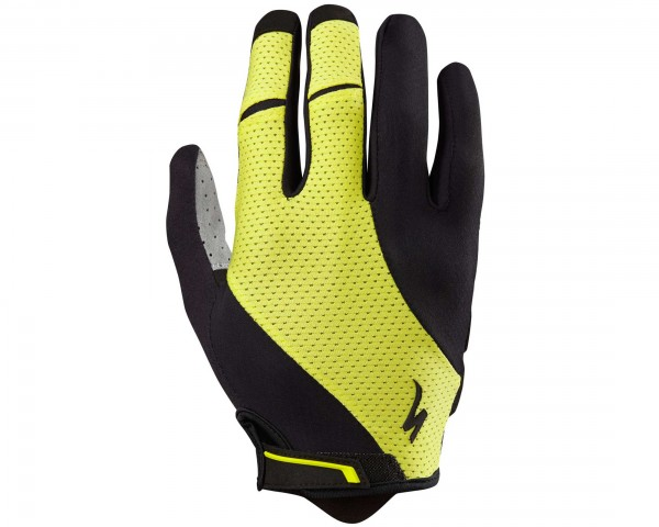 Specialized BG Gel long fingers Gloves | limon