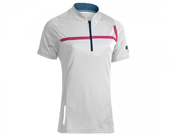 Cube Motion WLS Womans Jersey short sleeve | white