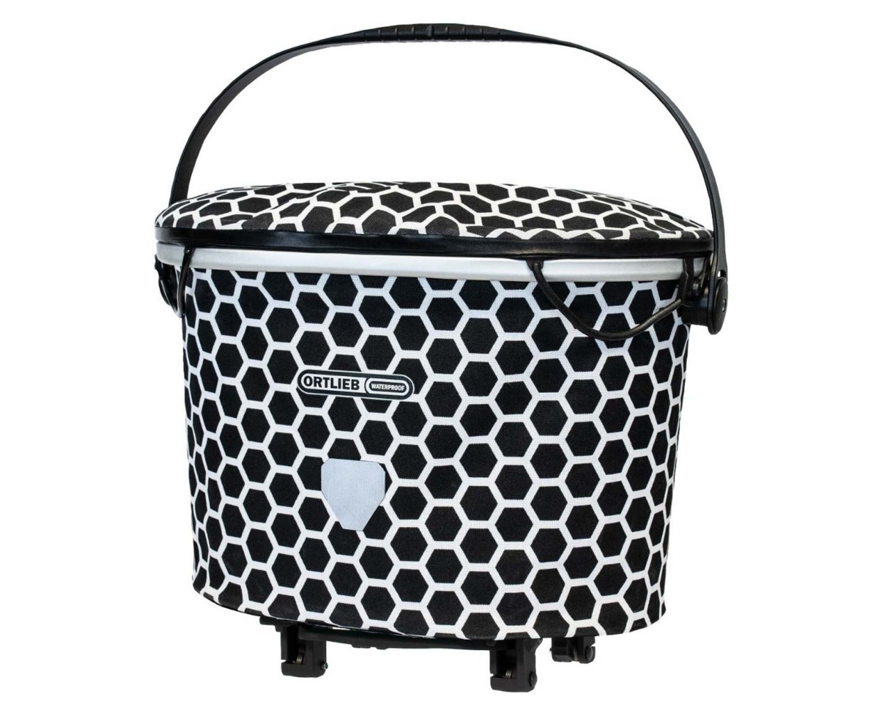Ortlieb Up-Town Rack Design - wasserdichte Gepäckträgertasche | Honeycomb