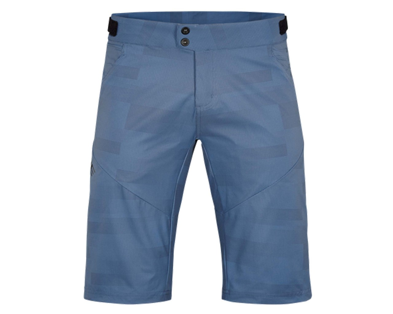Cube ATX Baggy Shorts inkl. AM Liner/Innenhose | blue