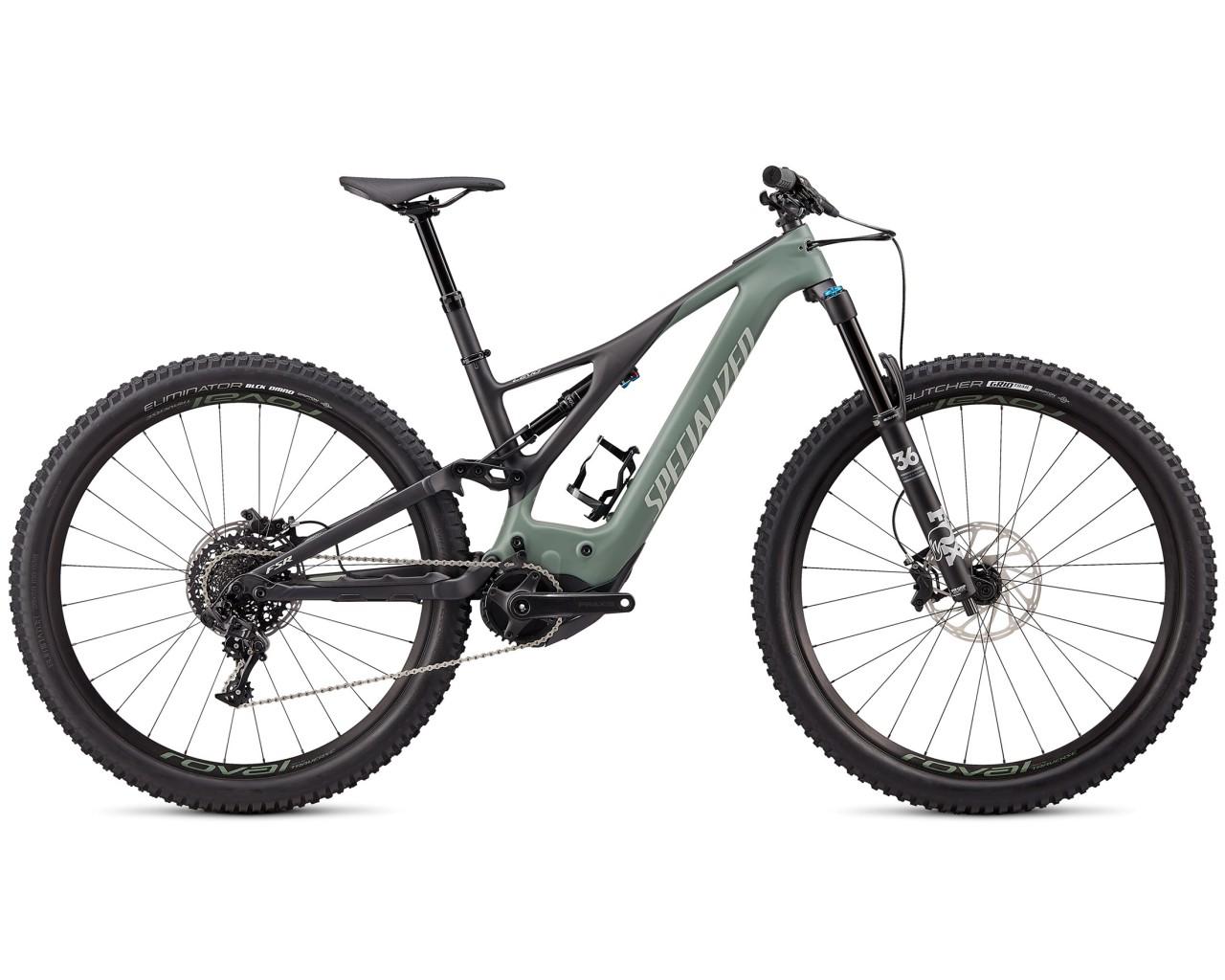 Specialized Levo Expert Carbon 29 - Elektro MTB Fully 2020 | spruce-sage green