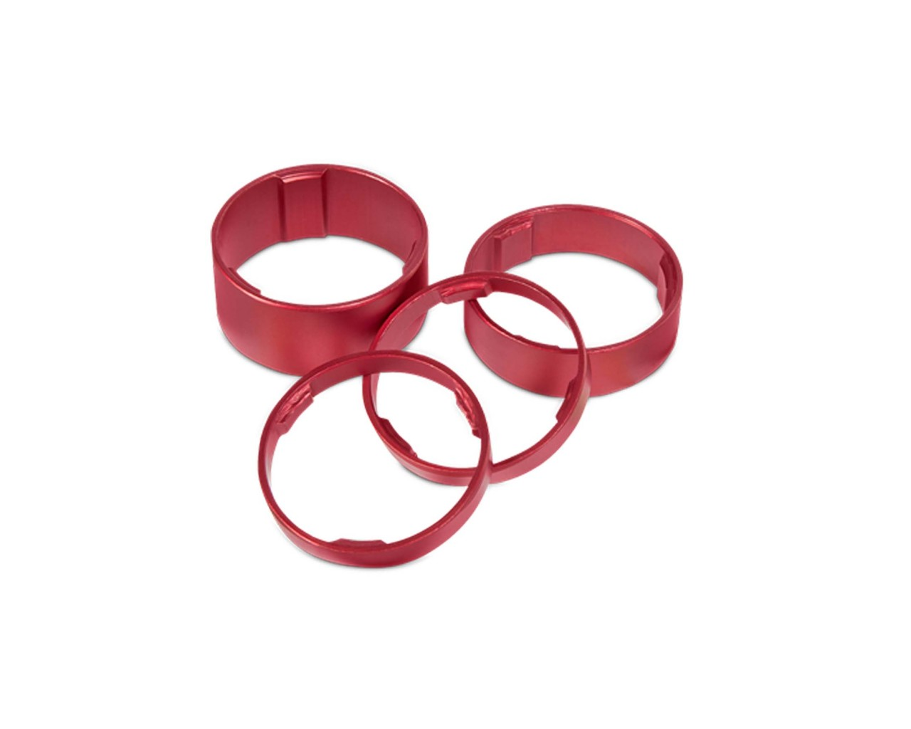 Cube RFR Spacer - Set | red