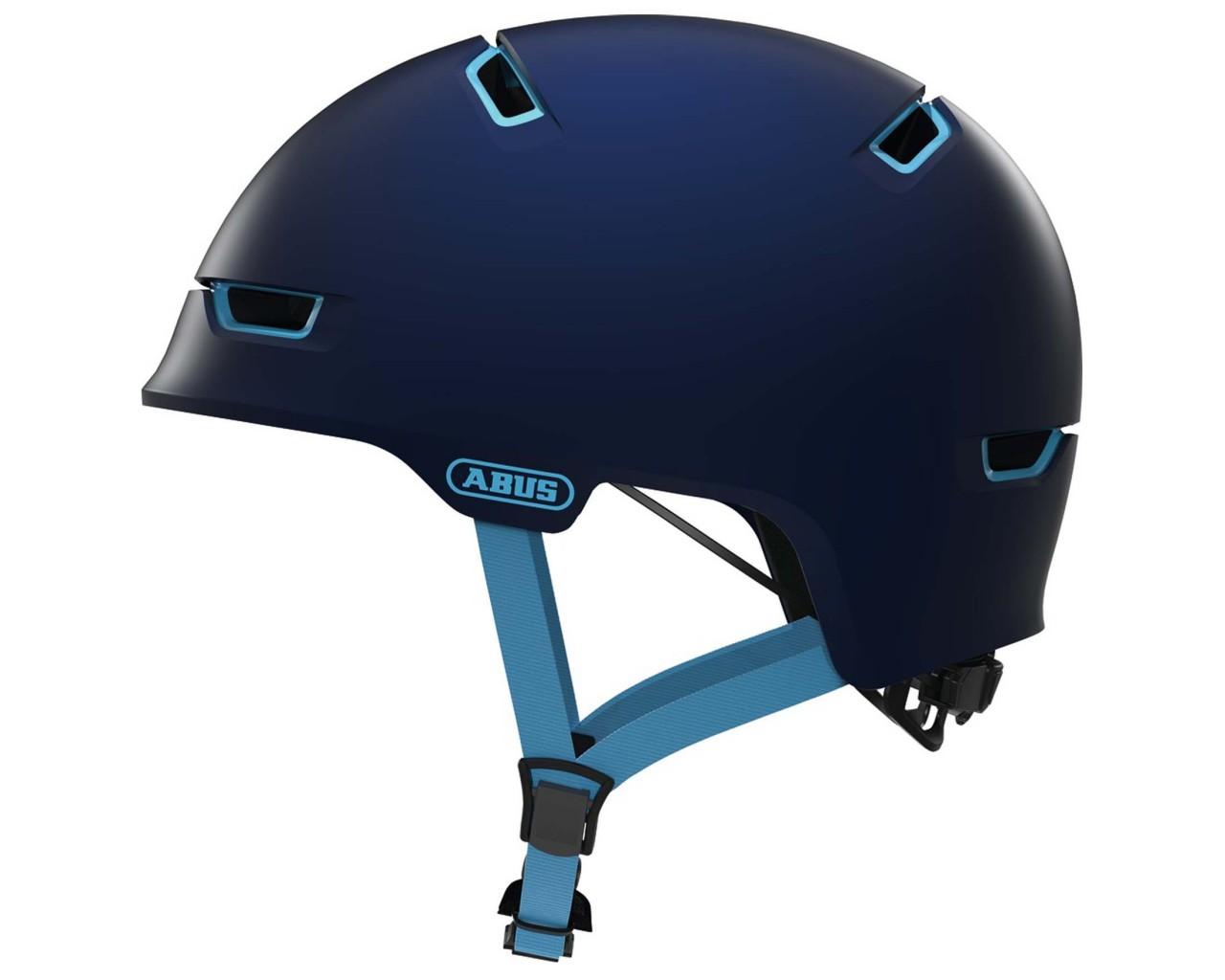 Abus Scraper 3.0 ACE Bike Helmet   ultra blue