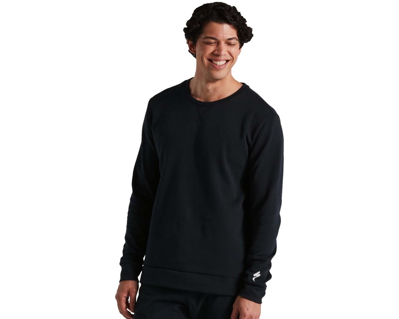 Specialized Legacy Rundhals-Sweatshirt | black