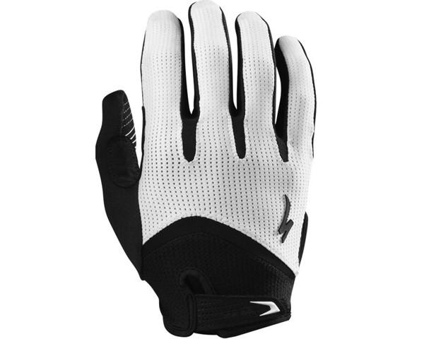 Specialized Bodygeometry Gel Long Wiretap Handschuhe | White