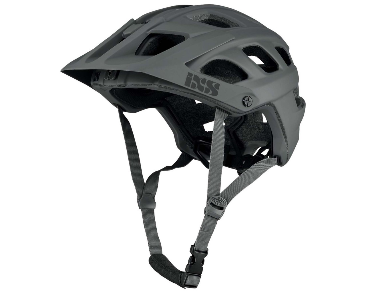 iXS Trail EVO MTB Helm | graphite
