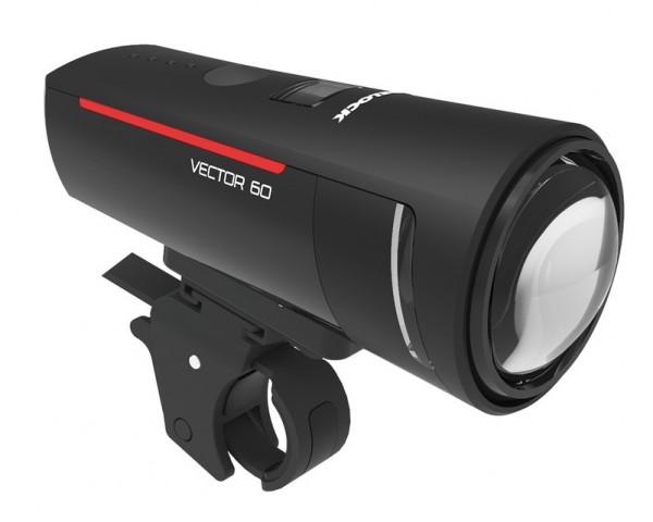 Trelock LED Frontleuchte LS 600 I-GO Vector 60 lux StVZO