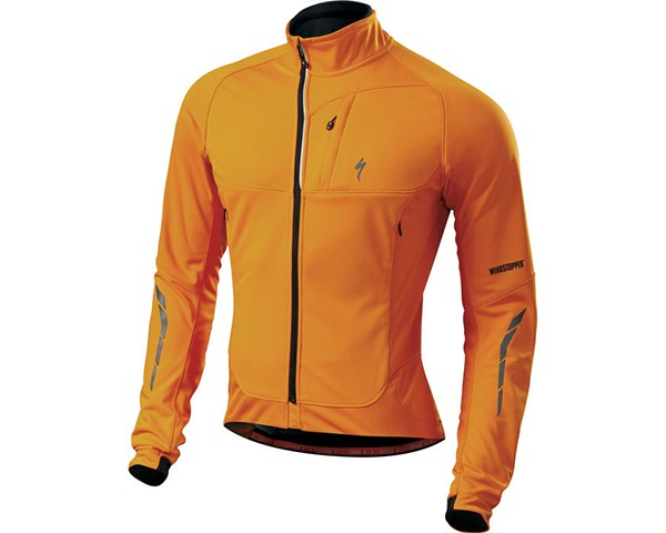 Specialized Element 1.5 WINDSTOPPER Jacket 2014 | Bright Orange