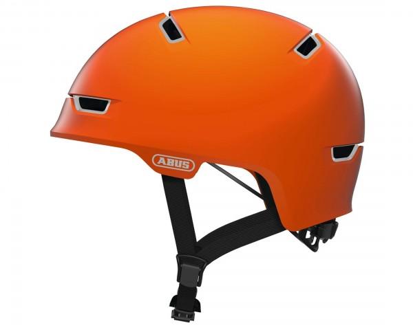 Abus Scraper 3.0 ACE Bike Helmet | signal orange