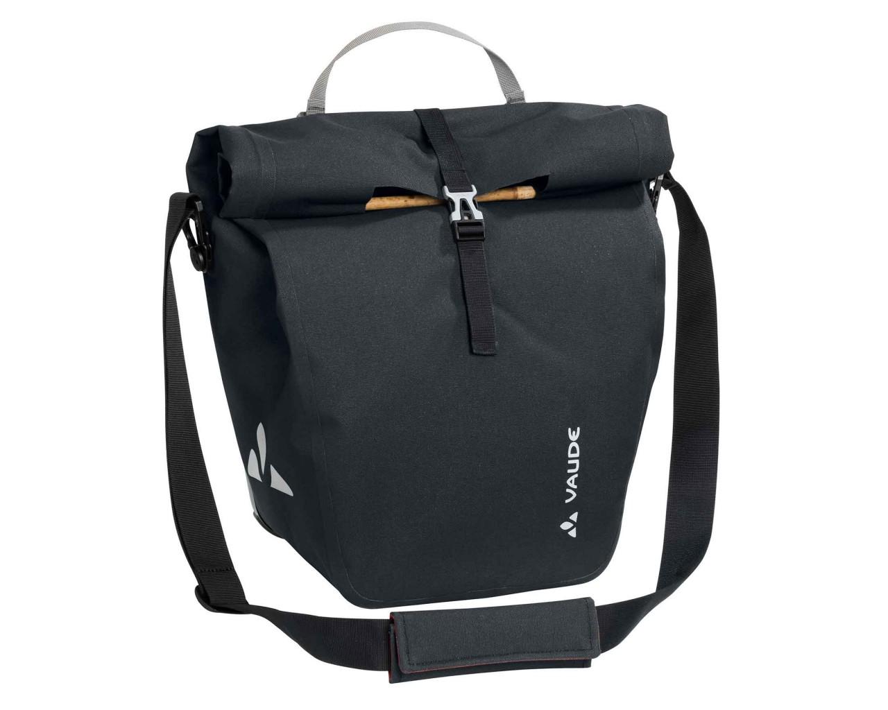 Vaude Comyou Back Single rear pannier (single bag)   phantom black