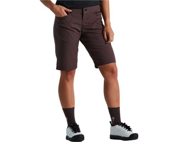 Specialized Trail Women Shorts with Liner | cast umber