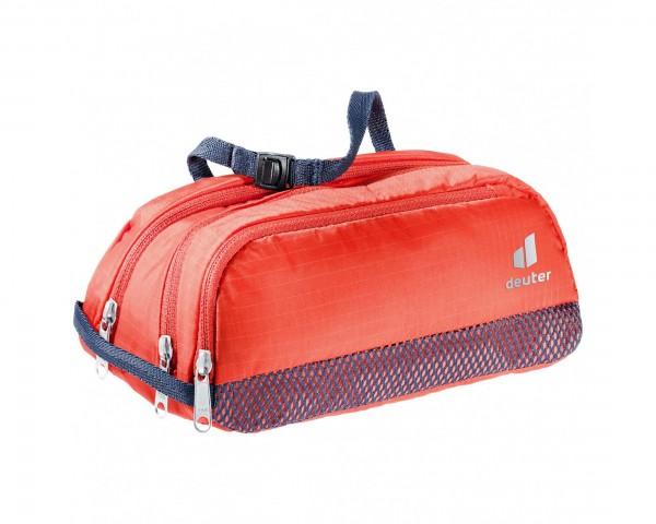 Deuter Wash Bag Tour II - 1 litre wash pack | papaya-navy