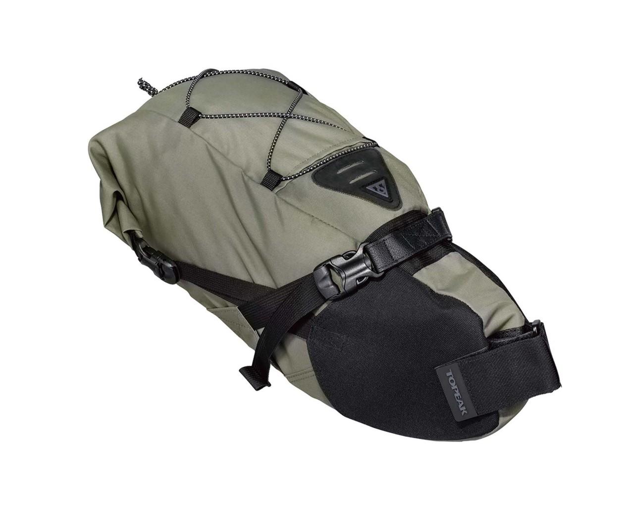 Topeak BackLoader Saddle Bag 10 Litres | green