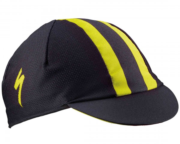 Specialized Cycling Cap Light one size | black-neon yellow