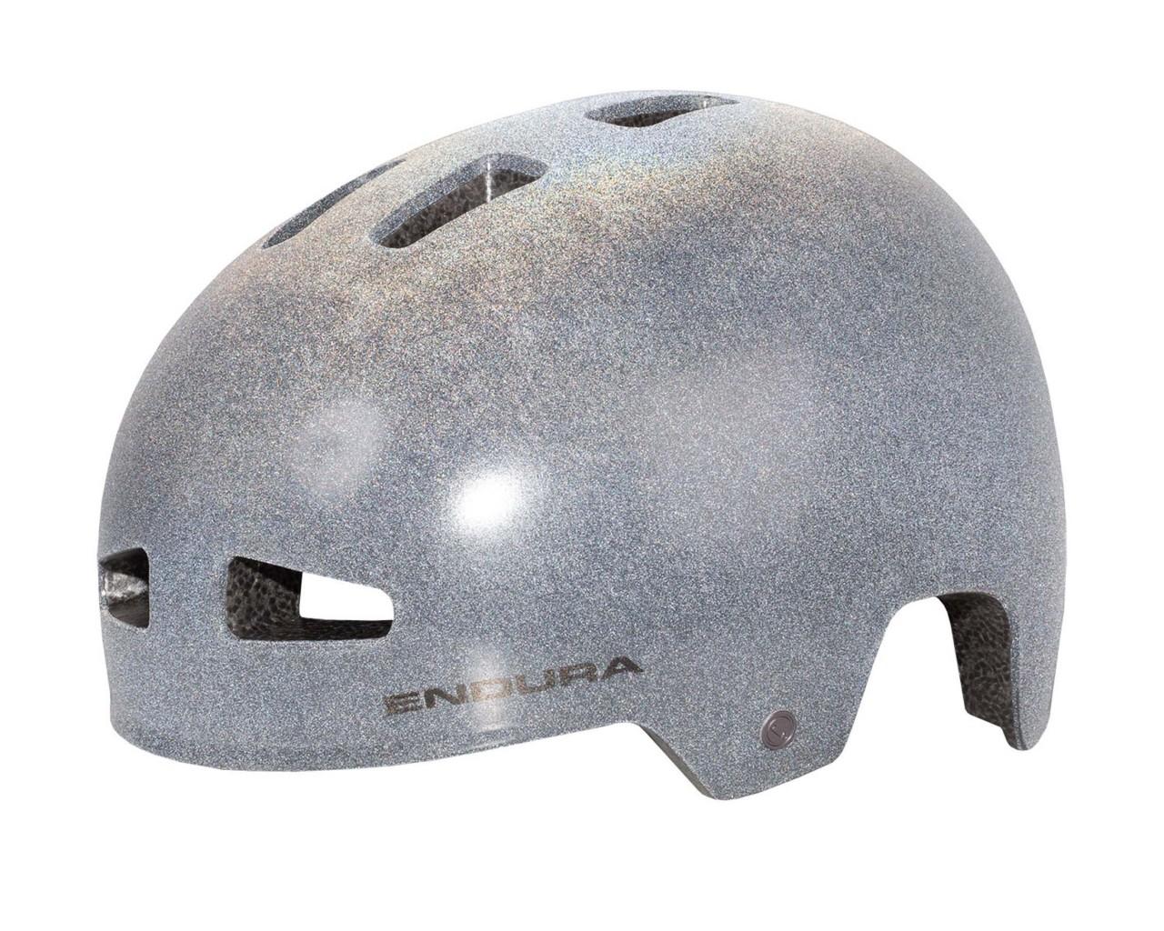 Endura PissPot MTB-Helmet | reflective grey