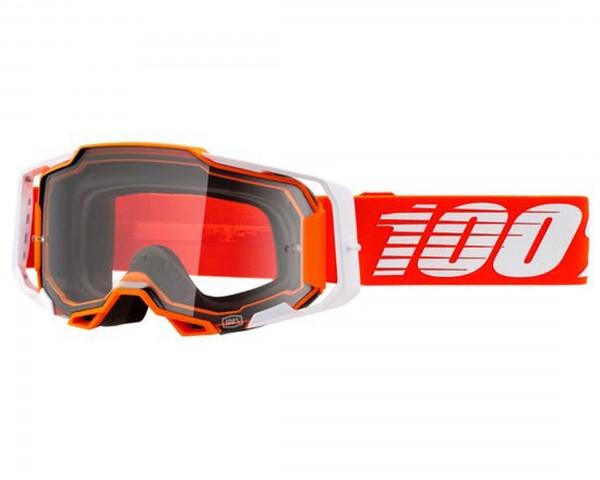 100% Armega Brille - Antibeschlag und Spiegelglas | Regal