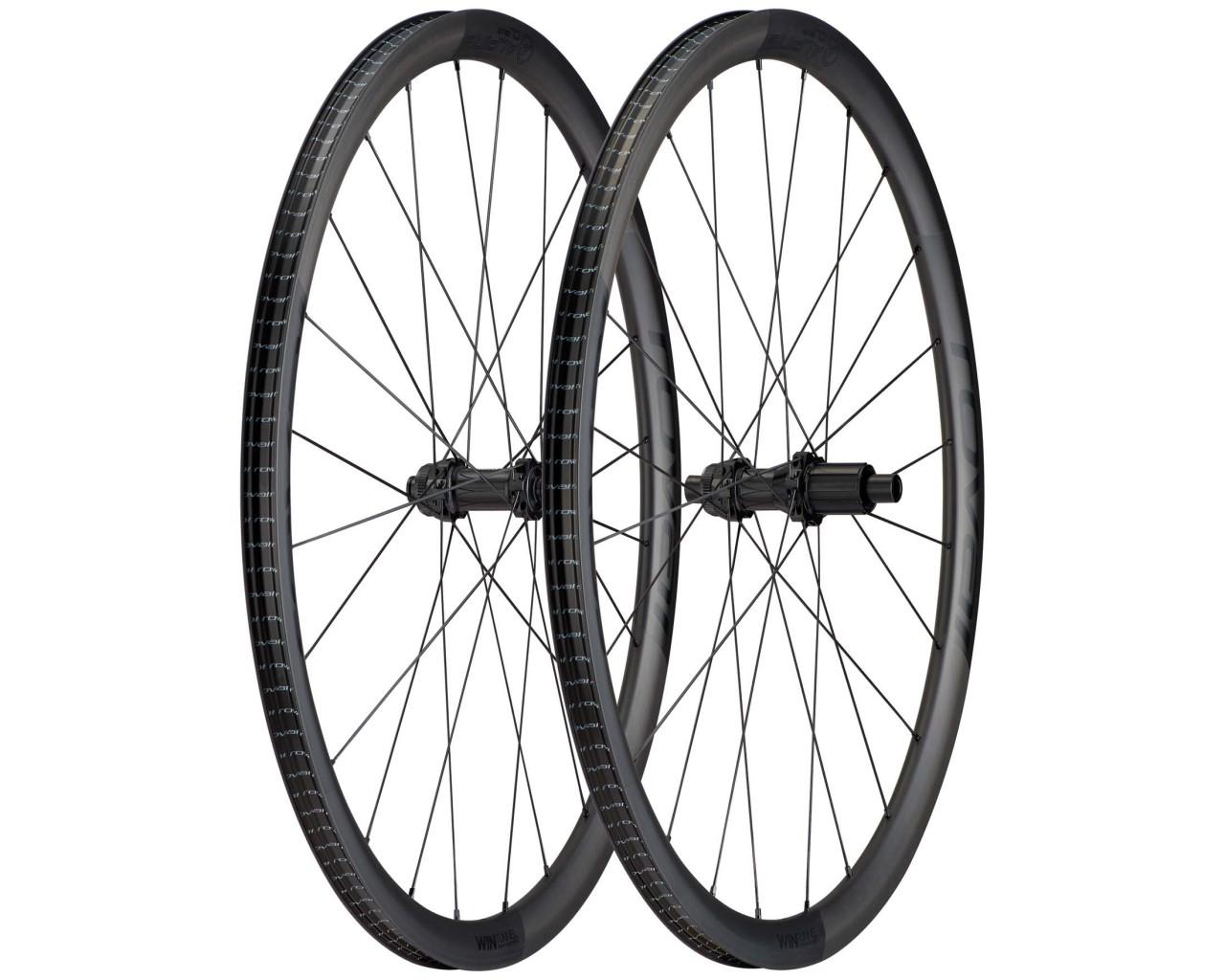 Specialized Roval Alpinist CL HG Laufradsatz 700C | carbon-black