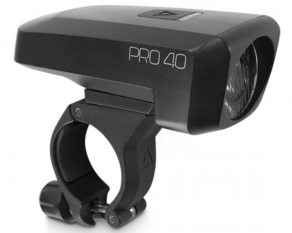 Cube ACID Front Light PRO 40 StVZO | black