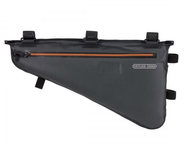 Ortlieb Frame-Pack, waterproof frame bag, PVC-free - size L | slate