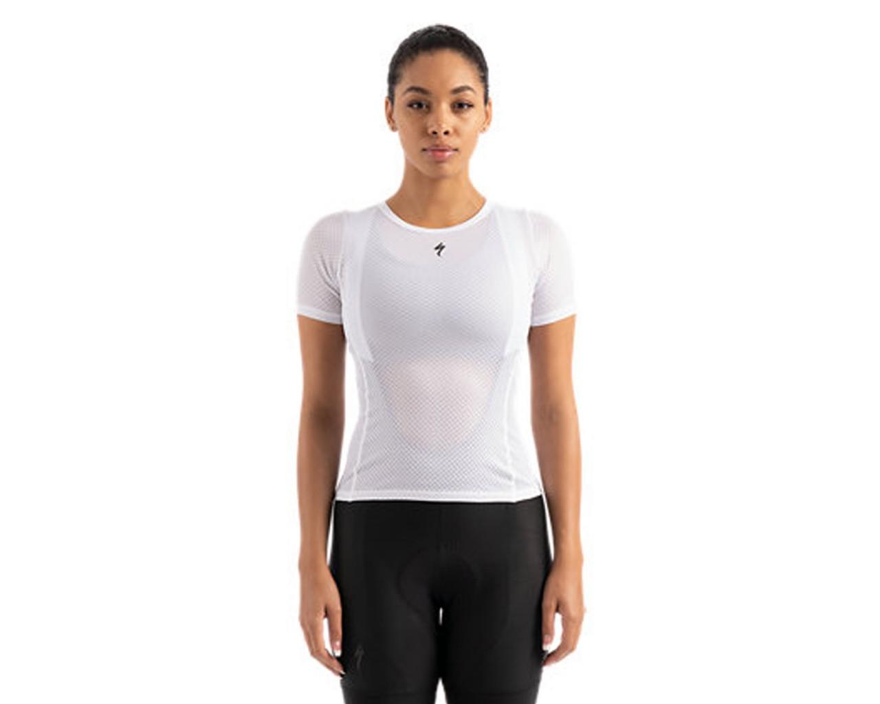 Specialized SL Baselayer Women Short Sleeve | white
