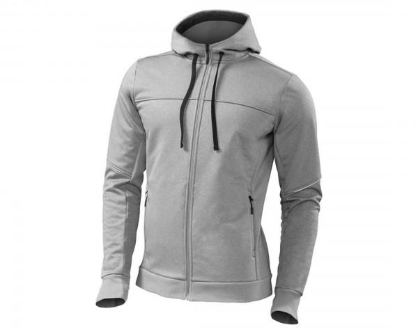 Specialized Utility Hoodie Jacket | light grey heather