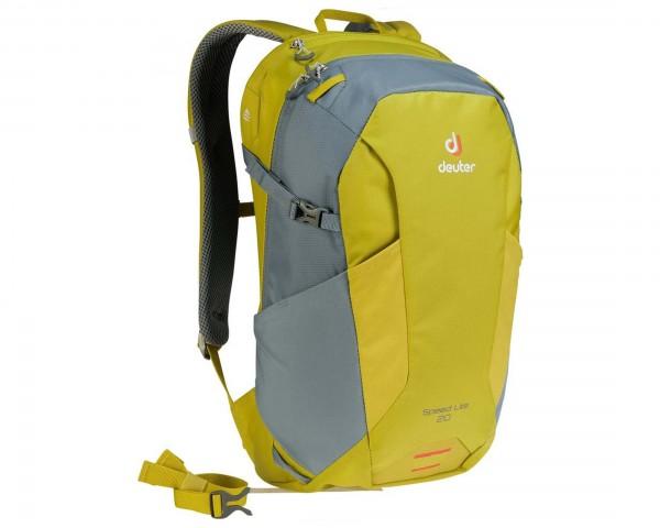 Deuter Speed Lite 20 litres Backpack | greencurry-slateblue