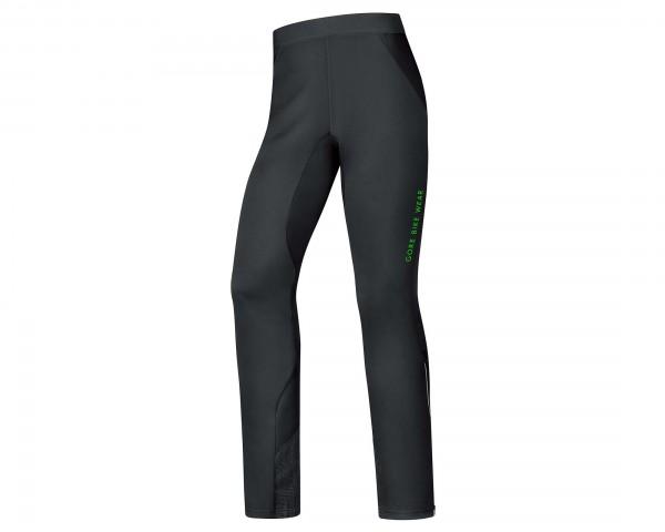 Gore Bike Wear POWER TRAIL WINDSTOPPER Soft Shell Hose Off-Road Ambitious - Passform Slim | black
