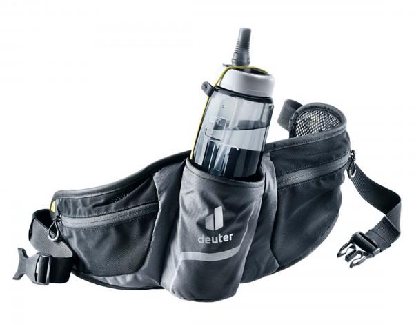 Deuter Pulse 2 Hip Belt Bottle Bag   black