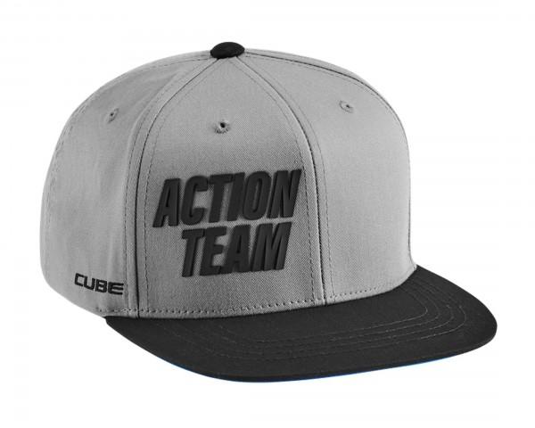 Cube Junior Freeride Cap X Actionteam | grey n black