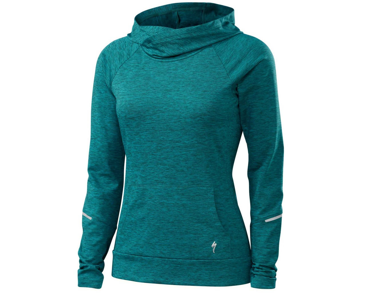 Specialized Shasta Womens Hoodie | black teal heather