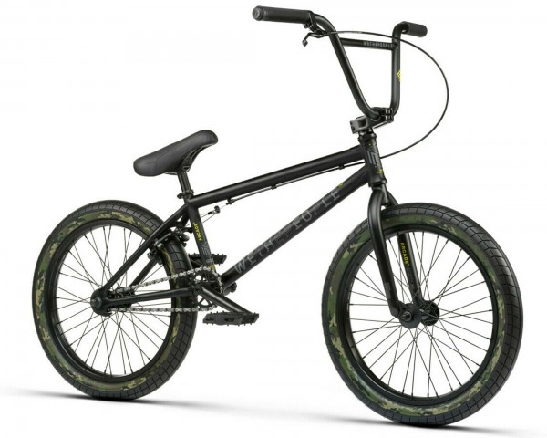 Wethepeople Arcade 20 inch - BMX Bike 2021 | matt black