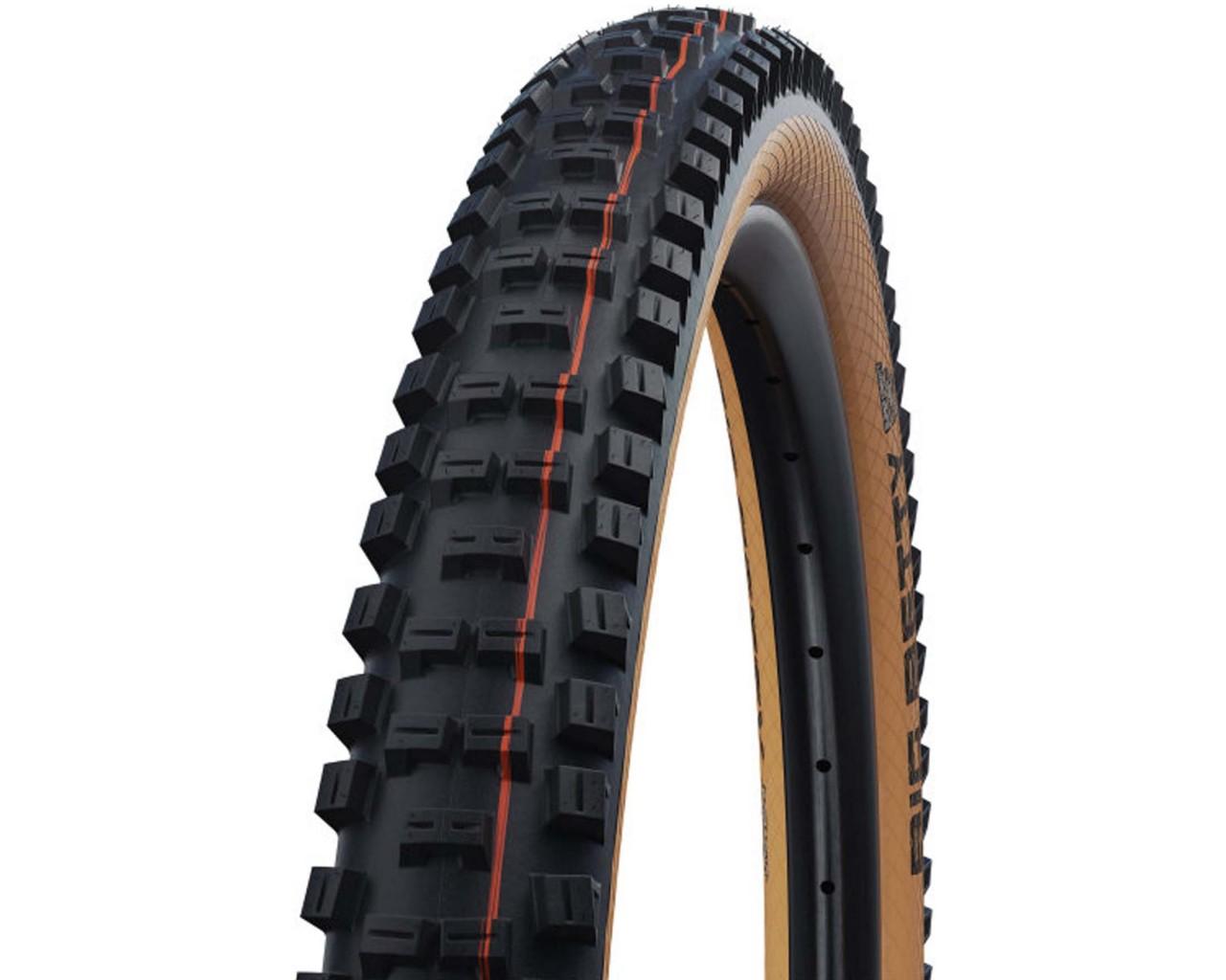 Schwalbe Big Betty MTB-Reifen 29x2.4 Zoll   black-classic ADDIX Soft Evolution Line faltbar