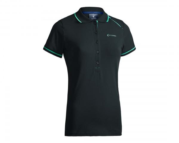 Cube WLS Polo Shirt Classic | black n blue